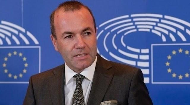 Βέμπερ: Ελλάδα και Κύπρος πρέπει να έχουν τη διαβεβαίωσή μας ότι είμαστε στο πλευρό τους