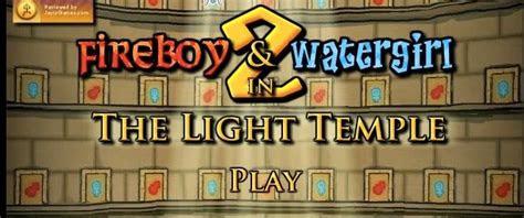 los juegos friv de agua  fuego  fireboy  watergirl