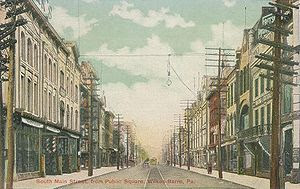 South Main Street, from Public Square, Wilkes-...