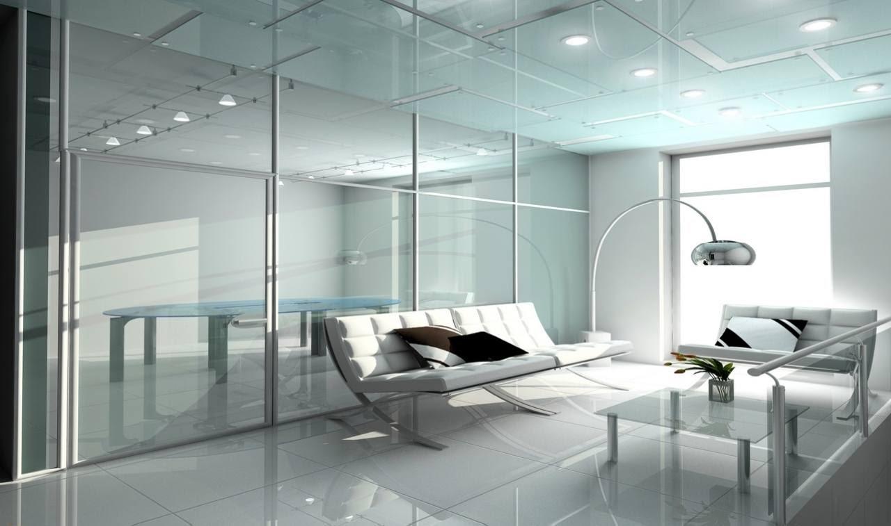 High Tech Style Interior Design Ideas