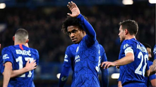 CHELSEA 2 – 0 LIVERPOOL [FA CUP] HIGHLIGHTS 2019/20