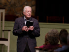 Jimmy Carter, Sunday School Teacher And Former President, Takes A Stand For Gay Rights