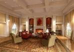 Modern and Classic Interior House Design Ideas: Large Persian Rug ...