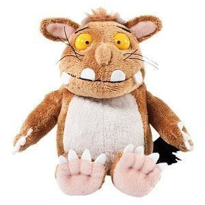 Gruffalos Child Sitting 7 Inch Soft Toy