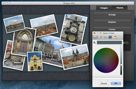 collagerator simple software   photo collages