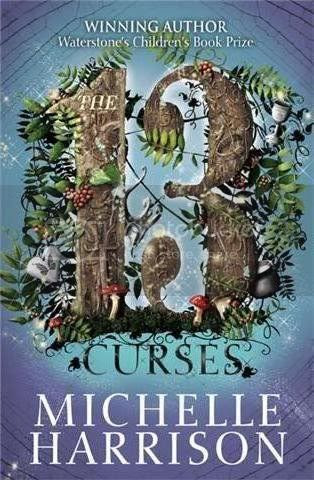 The 13 Curses by Michelle Harrison