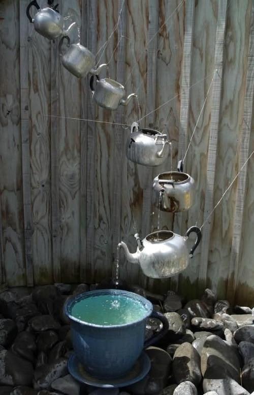 Unique Backyard And Garden Fountains