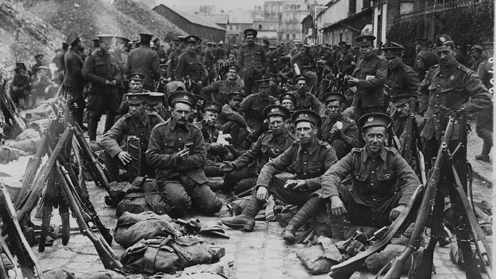 Bbc Iwonder Why Did Chaplains End Up On The Front Line In Ww1