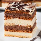 stefanka czekoladowa bez pieczenia