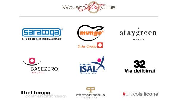 Luca Moretto event sponsors