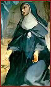 SANTA JULIANA DE FALCONIERI, Virgen