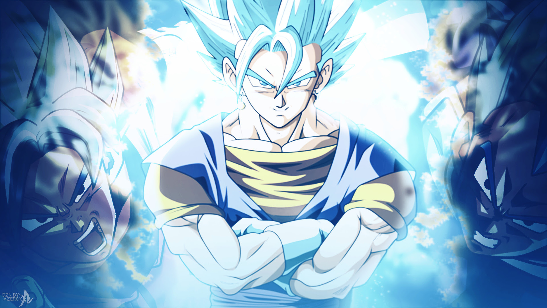 Vegito Wallpapers Hd 55 Images