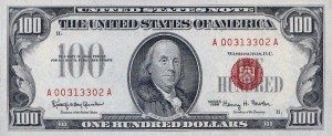 US_$100_United_States_Note_1966