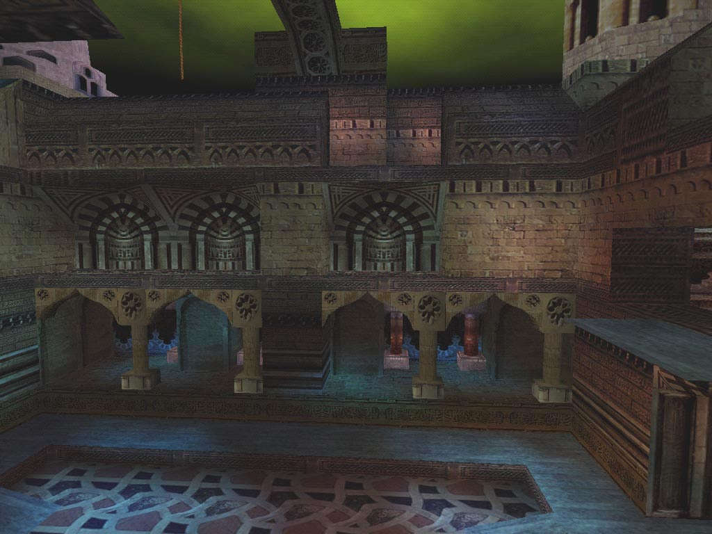 Tomb Raider Citadel screenshot