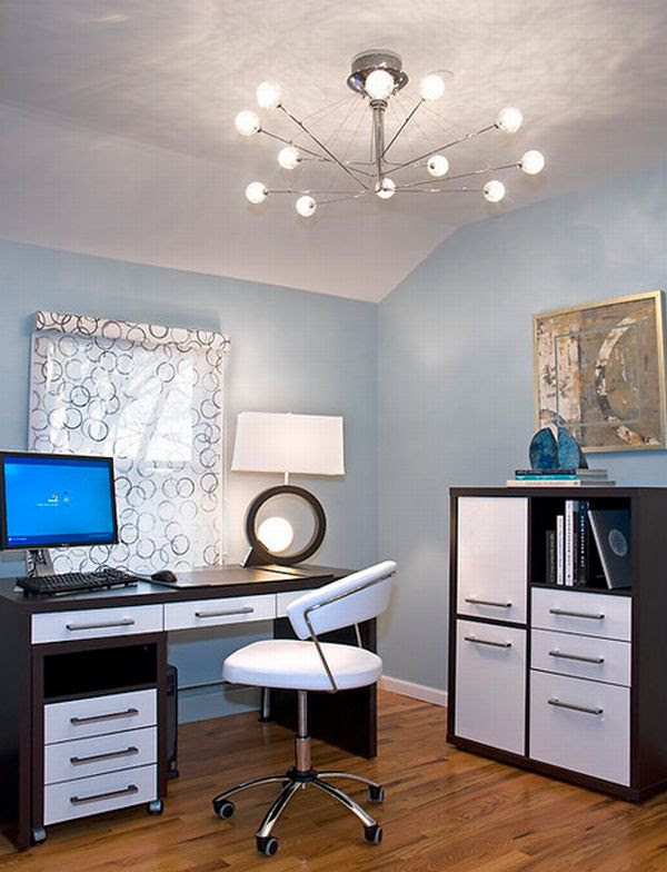 6 Ideas to Use Small Space for Home Office | Home with Design