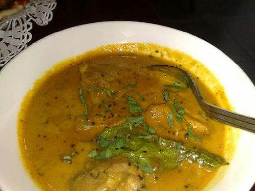 Malabari Chicken at Spice Xing Rockville