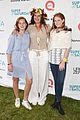 molly sims brooks stuber bring their kids to charity event 02