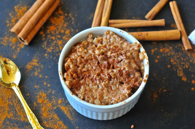 Image result for cauliflower pudding