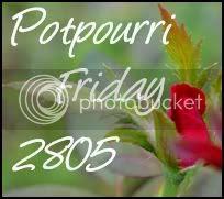 Potpourri Friday @ 2805