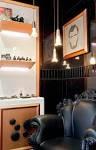 Modern Barber Shop Interior Layout - Interior Top