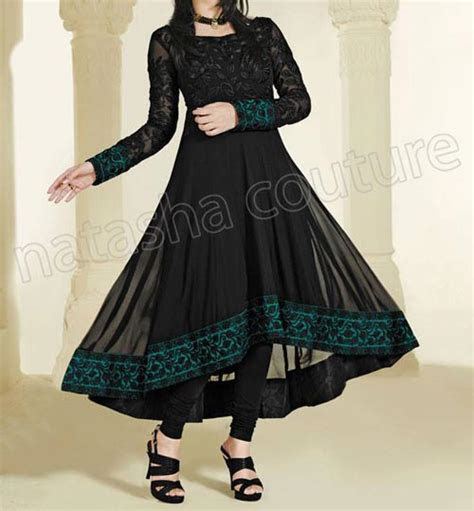 Long Umbrella Frock Design 2017, Anarkali Churidar Salwar