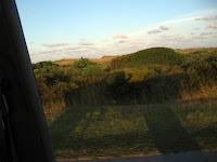 4runner shadow along Pea Island