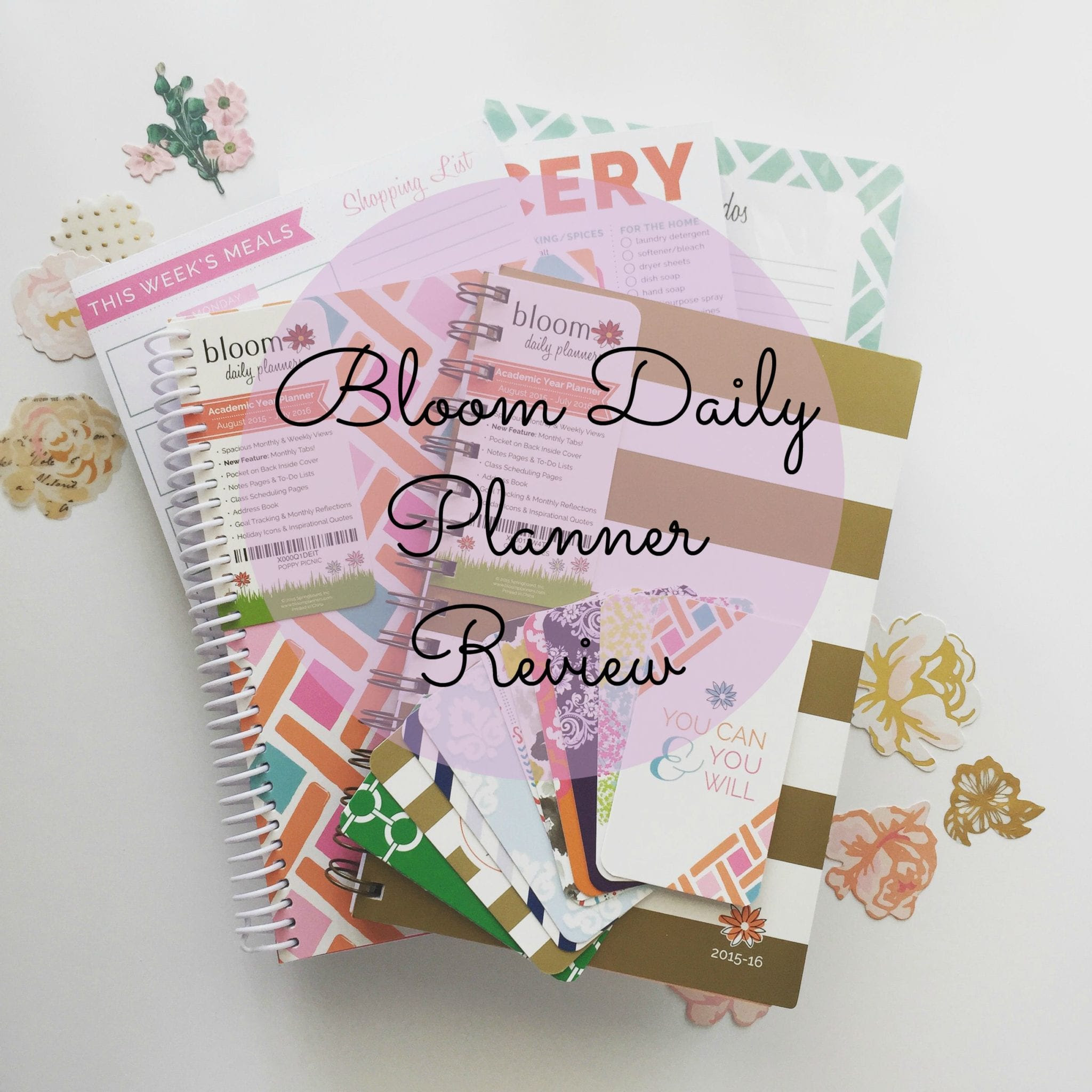 Bloom Daily Planners Review