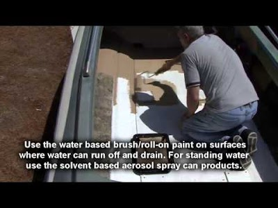 VIDEO: Non Skid Paint for Boats, RVs & More