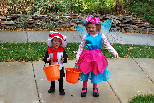 Time for trick-or-treating