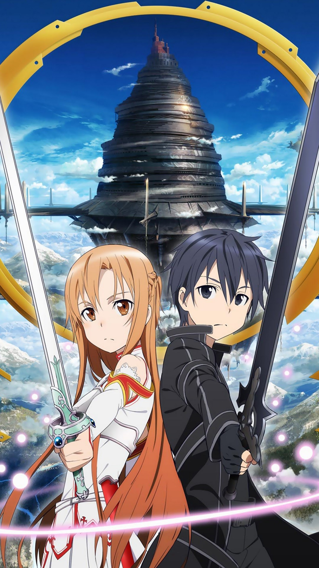 Sword Art Online Iphone Wallpaper 73 Images