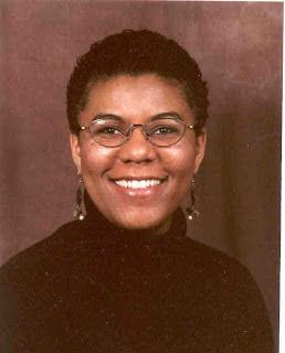 African-American writer Kyra Hicks
