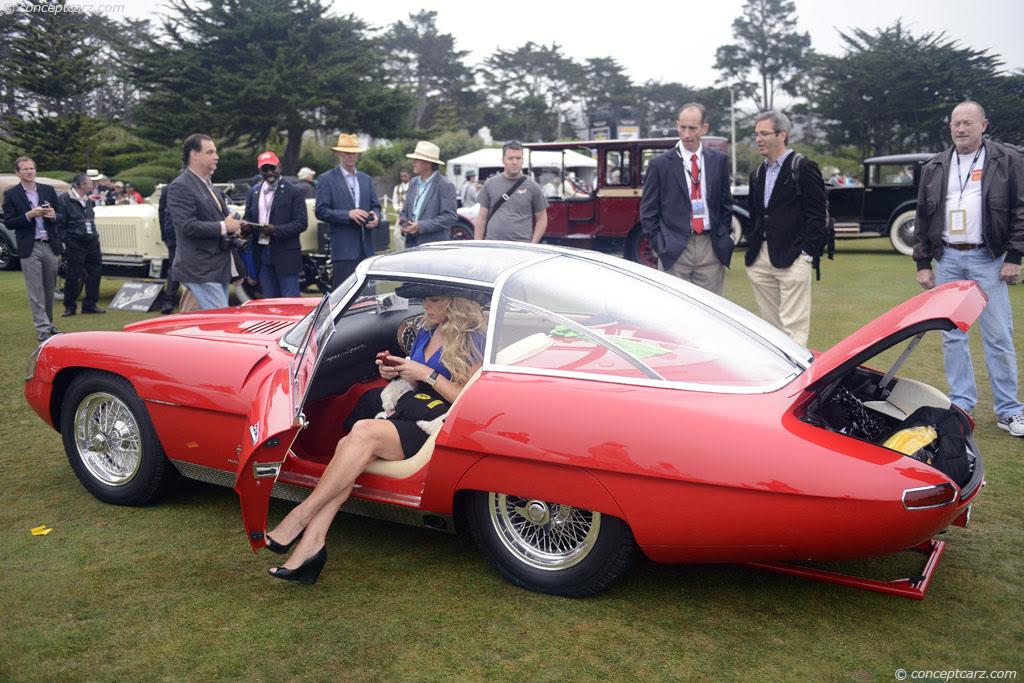 1960 Alfa Romeo 6C 3000 CM Superflow IV - conceptcarz.com