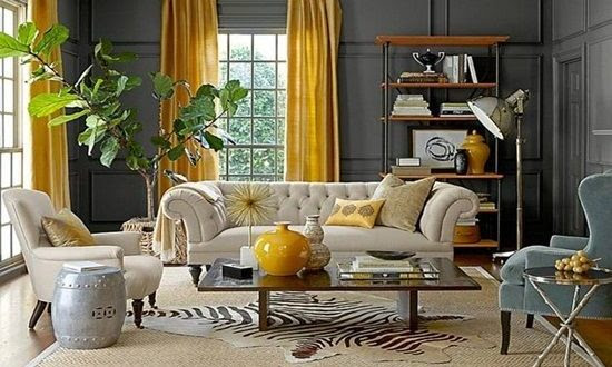 Unique Living Room Decorating Ideas - Interior design