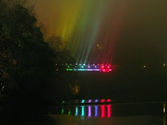 Lights on Prebends Bridge (1777)