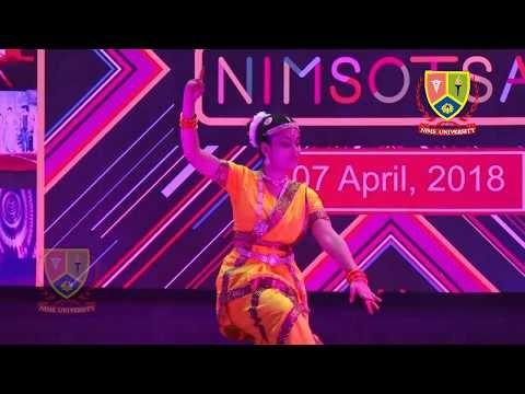 Nimsotsav Opening Dance : Ganesh Vandana | Nims University | Prof. (Dr.) Balvir S. Tomar