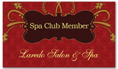 CPS-1026 - salon coupon card