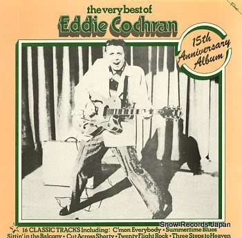 COCHRAN, EDDIE very best of eddie cochran, the