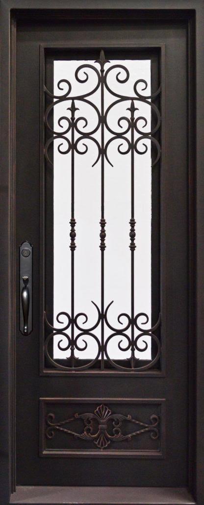 Iron Envy Doors Wrought Iron Front Doors Dallas