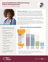 Cover of Improving Medication Adherence Among Patients with Hypertension