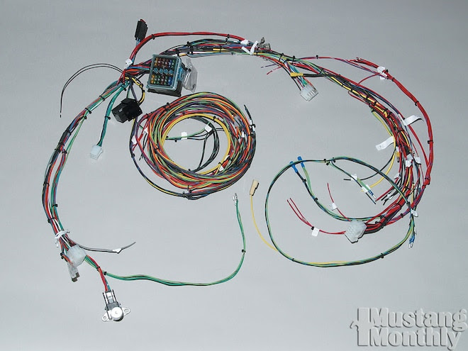 1965 1968 Ford Mustang Wiring System Upgrades Mustang Monthly Magazine