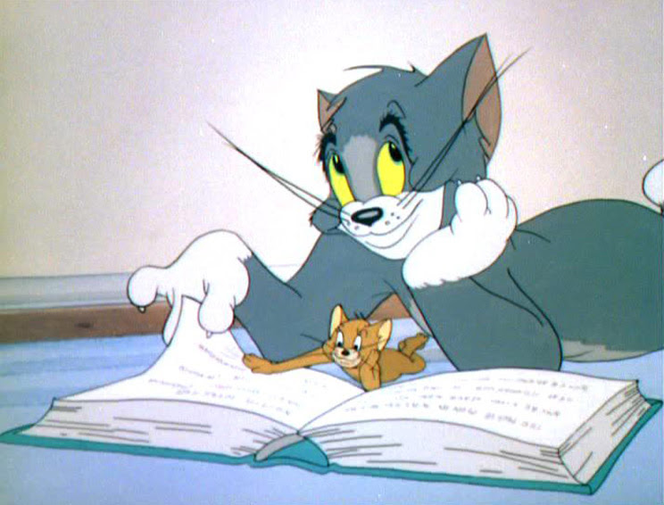 Funny Caption For Tom And Jerry In Hindi Cool Attitude Captions