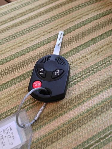 Ford Escape key