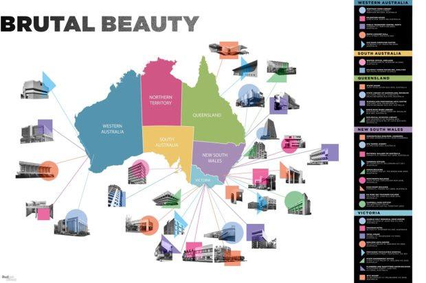 Australia's Brutal Beauty Revealed