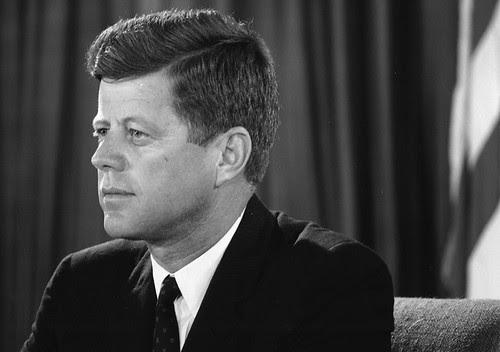 President John F. Kennedy by U.S. Embassy New Delhi