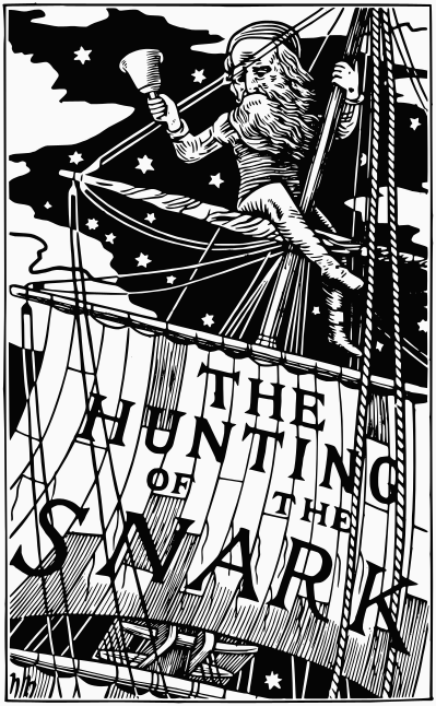 hunting of the snark cover