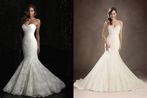 25 Best Mermaid Wedding Dresses