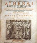 Οι Δειπνοσοφισταί είναι δεκαπεντάτομο έργο του αρχαίου Έλληνα Αθήναιου από την Ναυκρατίδα.