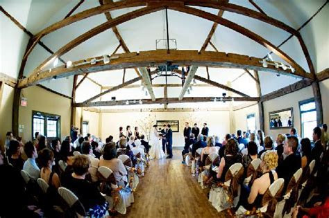 Wedding in The carriage House   Picture of Elm Hurst Inn
