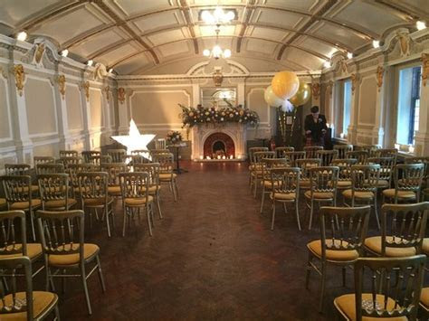 Sloans Ballroom for a Wedding Ceremony   Picture of Sloan