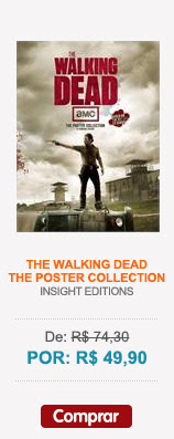 THE WALKING DEAD THE POSTER COLLECTION